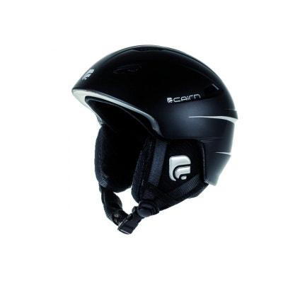 Casque de ski mixte CAIRN Noir Mat ELECTRON U Noir Mat 59 60 CAIRN 8387925e6c81