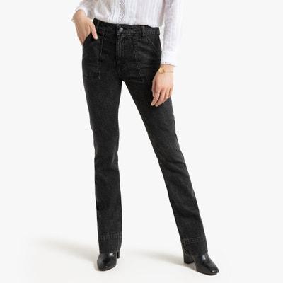 Bootcut jeans met worker zakken Bootcut jeans met worker zakken LA REDOUTE COLLECTIONS