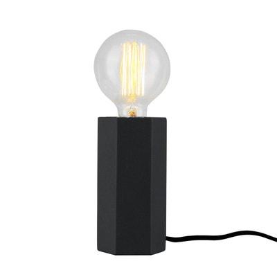 lampe de chevet ampoule la redoute. Black Bedroom Furniture Sets. Home Design Ideas
