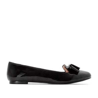 Gelakte ballerina's, brede voet 38-45 Gelakte ballerina's, brede voet 38-45 LA REDOUTE COLLECTIONS PLUS