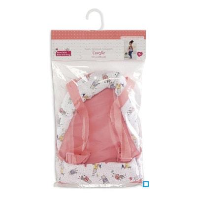 8cd51f998627 Porte bébé pour poupon 36cm et 42cm - CORFRV15 Porte bébé pour poupon 36cm  et 42cm. COROLLE