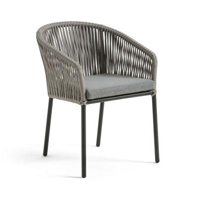 Chaise, fauteuil, banc de jardin | La Redoute