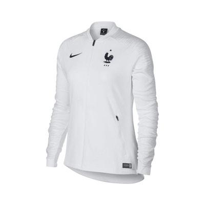 5e82c642f51 Veste FFF Nike Anthem Blanc Femme Veste FFF Nike Anthem Blanc Femme NIKE