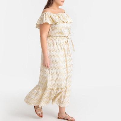 093e03e081d Robe maxi longue jacquard