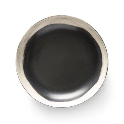 3281d63f29ed6 4 assiettes à pâtes céramique Asakan By V.Barkowsk 4 assiettes à pâtes  céramique Asakan