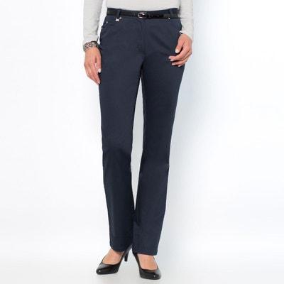 65c825267771 Pantalon droit, taille descendue Pantalon droit, taille descendue ANNE  WEYBURN