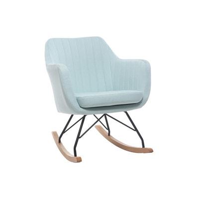Fauteuil Rocking Chair Scandinave ALEYNA MILIBOO