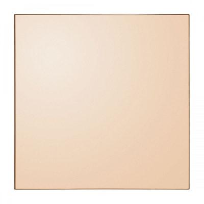 AYTM Circum Miroir Mural Ambre 70 x 2 cm Hauteur 70 cm