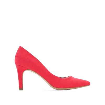 Zapatos de color con tacón alto LA REDOUTE COLLECTIONS 0675f57e7c6e