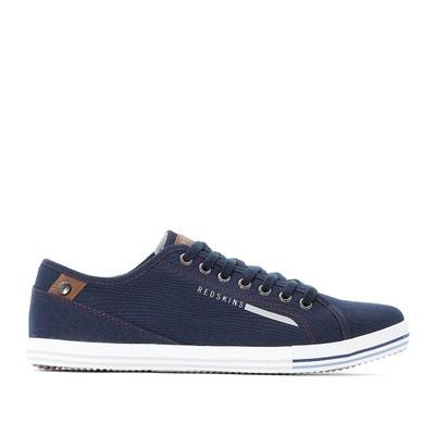 best sneakers 0f6ca a2aa9 Baskets en cuir Vervil Baskets en cuir Vervil REDSKINS