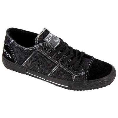 Chaussures kaporal noir   La Redoute