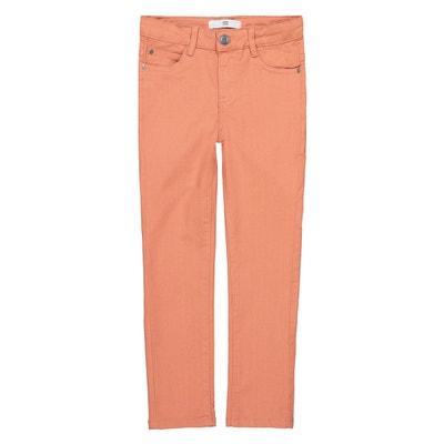 bd81fb66f50e8 Pantalon slim 3-12 ans Pantalon slim 3-12 ans LA REDOUTE COLLECTIONS