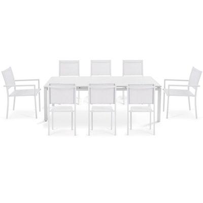Chaise de jardin aluminium | La Redoute