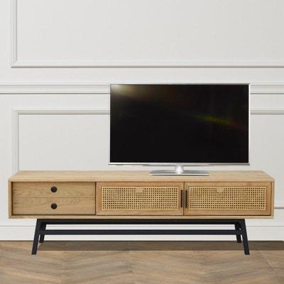 meuble tv bois clair la redoute. Black Bedroom Furniture Sets. Home Design Ideas