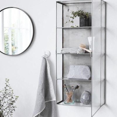 vitrine murale la redoute. Black Bedroom Furniture Sets. Home Design Ideas
