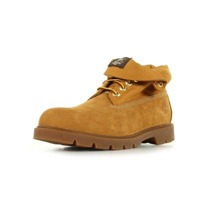 Chaussures de marche Timberland Euro Hiker Shell Toe marron foncé bébé | Deporvillage