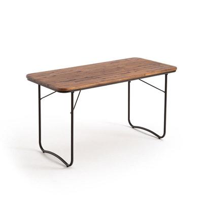 Table pliante CAVALLATY Table pliante CAVALLATY LA REDOUTE INTERIEURS c2154fd77ac0