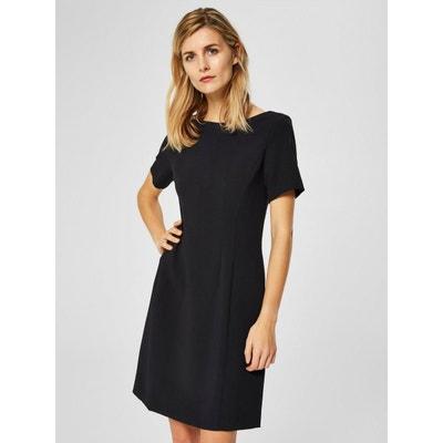 a0d152c6c2 Mini-robe La petite robe noire - SELECTED FEMME