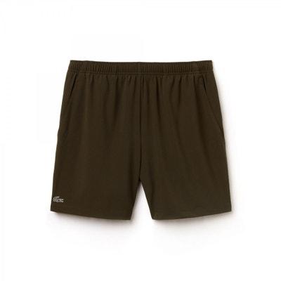 03f4bac56fe Short Polyester Short Polyester LACOSTE