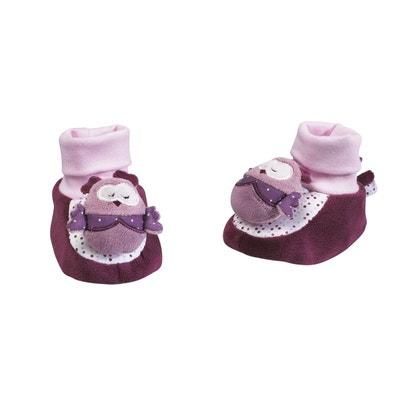 Chaussons bébé 0-6 mois Mam zelle Bou - Sauthon SAUTHON bdb7497c06f