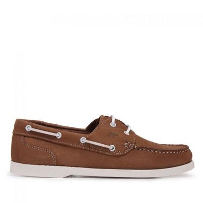 a1f4f34e011dae Chaussures Bateau Cuir CASTELLANISIMOS