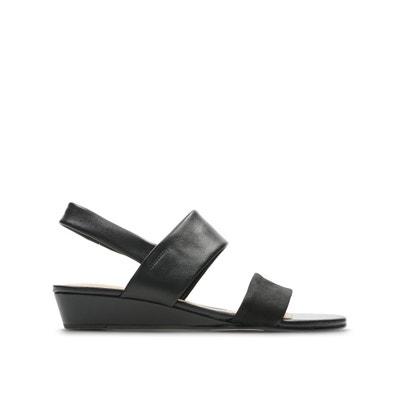 dac3feb38c3ad5 Sense Lily Leather Sandals CLARKS