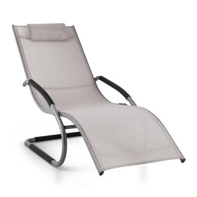 Chaise relax jardin | La Redoute
