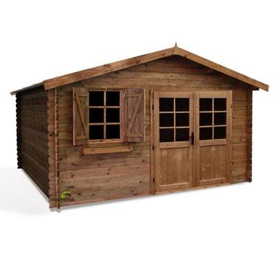 la meilleure attitude e2493 730da Abris de jardin en bois traite autoclave avec plancher | La ...