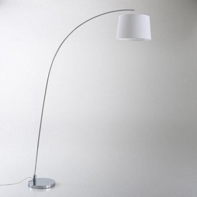 lampadaire blanc design la redoute. Black Bedroom Furniture Sets. Home Design Ideas