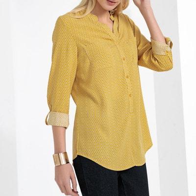 c64272866 Blouse jaune moutarde | La Redoute