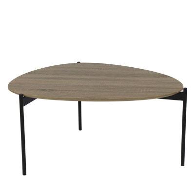 Table basse bois naturel | La Redoute