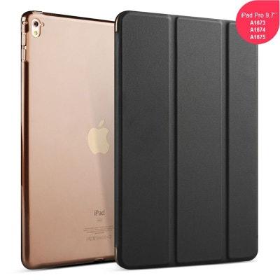 Etui smart cover avec coque noir Pour iPad Pro 9 bebd36e6ca4