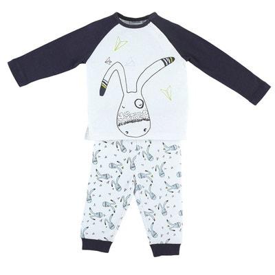 3d18ce8fcee0d Pyjama 2 pièces en jersey Pyjama 2 pièces en jersey NOUKIE S