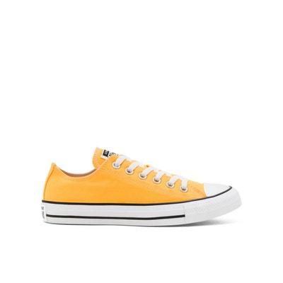 chaussure femme converse jaune