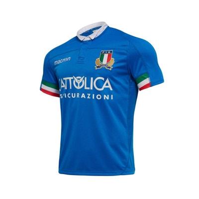 87c6fc17fff78 Maillot Italie Domicile 2018 19 Maillot Italie Domicile 2018 19 MACRON