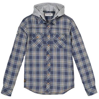 476dea7ca1752 Chemise garçon - Vêtements enfant 3-16 ans en solde KAPORAL | La Redoute