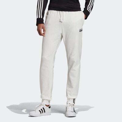 adidas jogging homme blanc