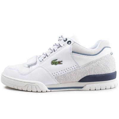 Chaussures lacoste blanche en solde   La Redoute 5399436606d