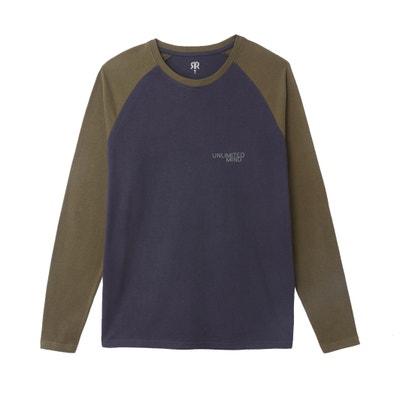 super popular 9a9be 2b6e6 T-Shirt Lange Ärmel Herren   La Redoute
