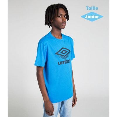 6bfcda1e8ad30 T-shirt   Débardeur Coton Enfant T-shirt Coton Big Logo T-shirt. UMBRO