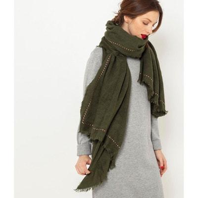 écharpe, foulard femme Camaieu en solde   La Redoute fda1b49ded2
