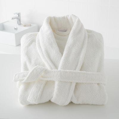 Cotton Shawl Collar Towelling Bathrobe Cotton Shawl Collar Towelling  Bathrobe LA REDOUTE INTERIEURS 0022e6ff4
