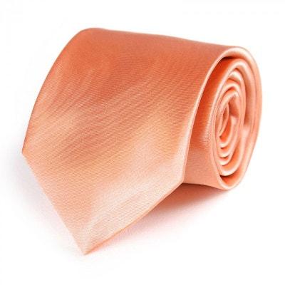 ca25e2055e05 Cravate Corail DandyTouch - Fabriqué en europe DANDYTOUCH