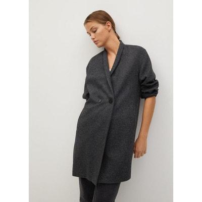 Manteau gris mango | La Redoute