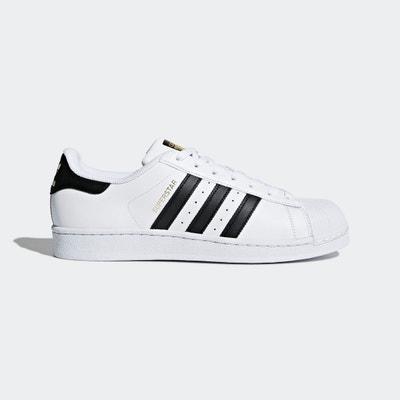 superstar adidas blanche