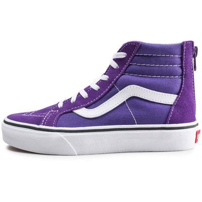 Vans En La Redoute Violette Solde rH78nrwq