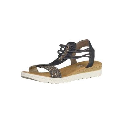 Sandales compensées rieker | La Redoute