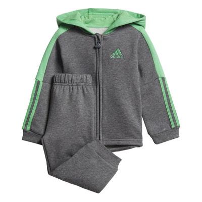 a0b59e5ea6624 Ensemble bébés Logo Hooded Fleece adidas Performance