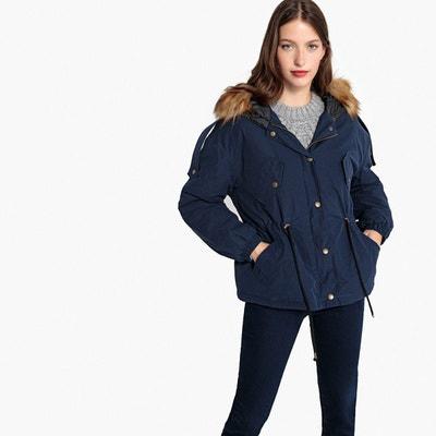 Manteau bleu marine femme | La Redoute