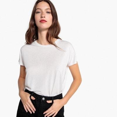 Tee-shirt ample à manches courtes LA REDOUTE COLLECTIONS f9e99ddd64a1